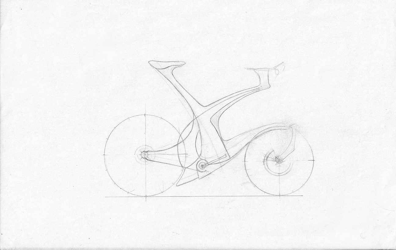 Bike Design By Nova Villanueva