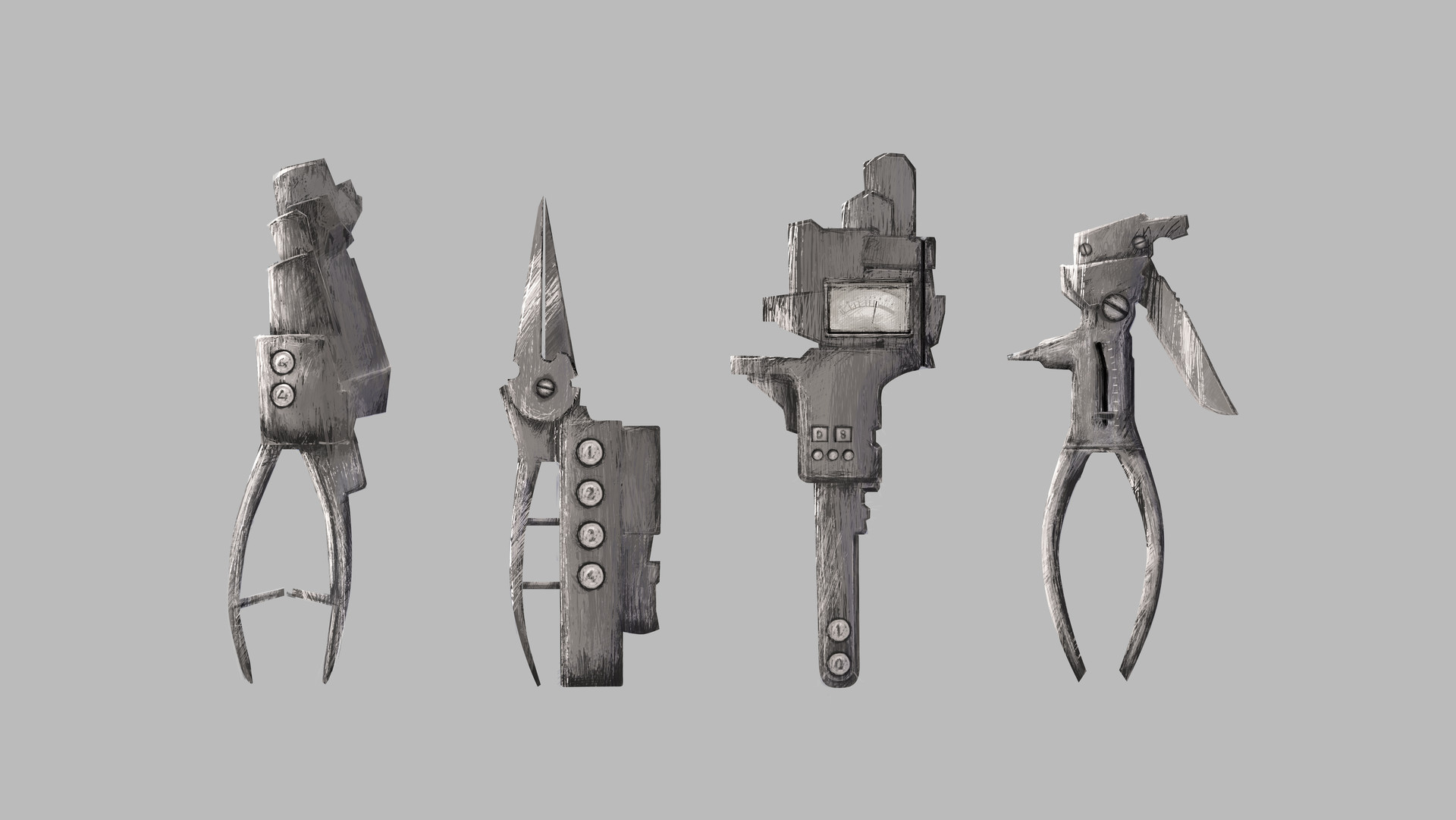 Concept Art Prop Design