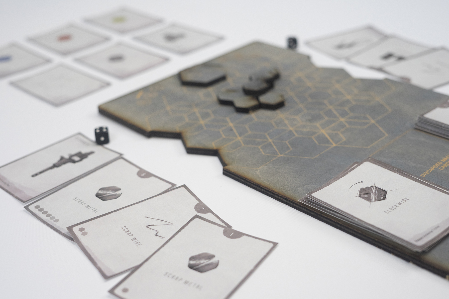 The Mills Game Design