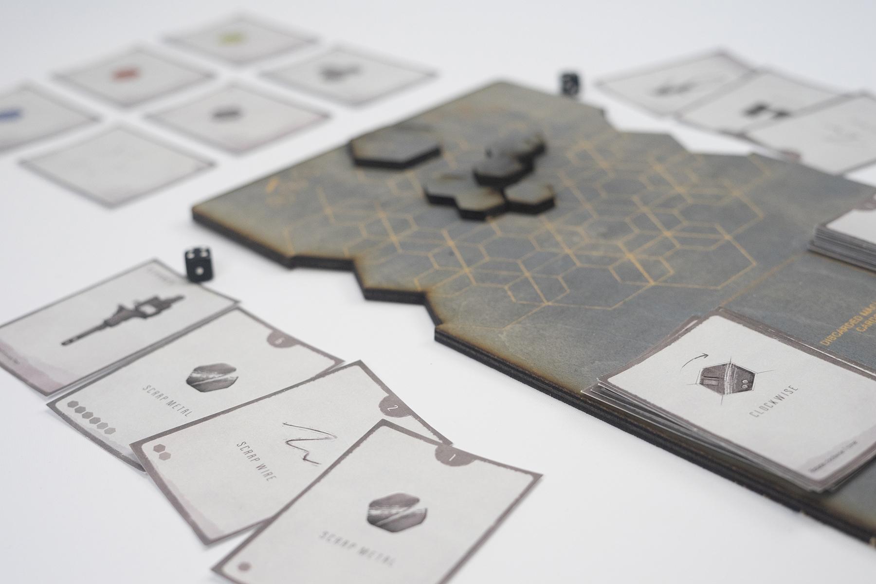 The Mills Game Design